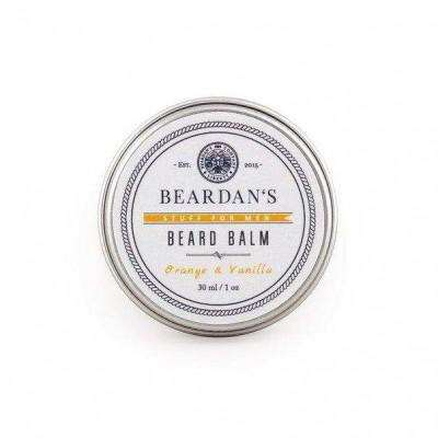 Бальзам для бороды и усов Beardan's Orange & Vanilla