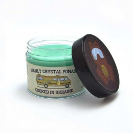 Помада для волос Manly Crystal Pomade