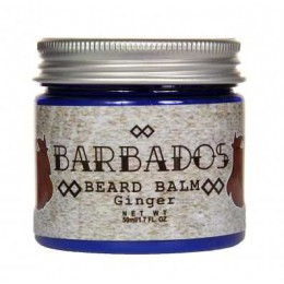 Бальзам для бороды Barbados Beard Balm Ginger, 60 мл