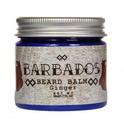 Бальзам для бороды Barbados Beard Balm Ginger, 60 мл