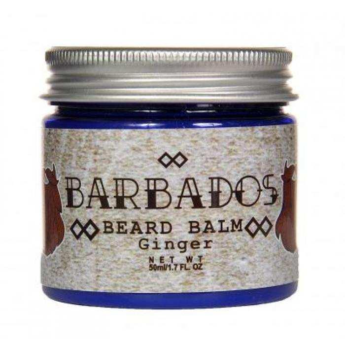 Бальзам для бороды BEARD BALM GINGER, 60 мл