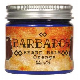 Бальзам для бороды Barbados Beard Balm Orange, 60 мл