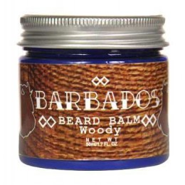 Бальзам для бороды Barbados Beard Balm Woody, 60 мл