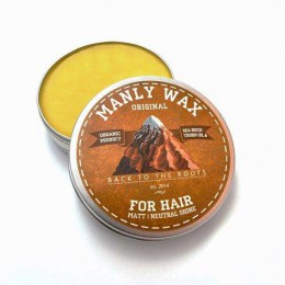 Воск для волос Manly Wax Original