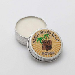Бальзам для бороды Manly Beard Balm Summer Edition
