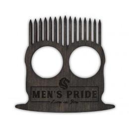Гребінець для вусів і бороди Knuckle