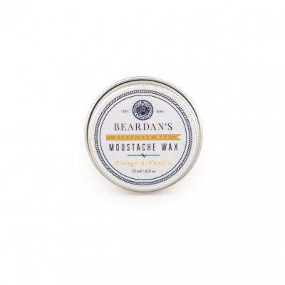 Воск для усов Beardan's Orange & Vanilla