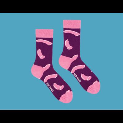 Длинные носки FREUDIAN