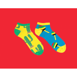 Короткие носки PUEBLO SHORT