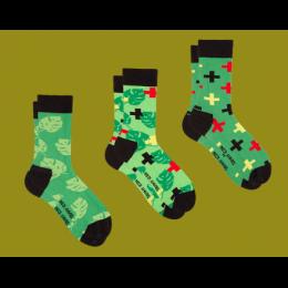 Набір довгих шкарпеток SUMMER SET