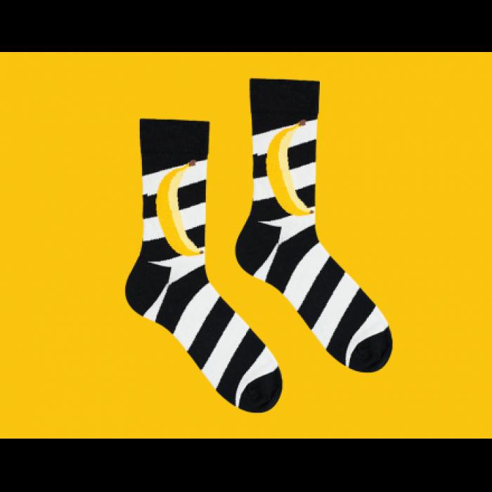 Длинные носки Banana