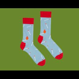 Длинные носки CHEZ