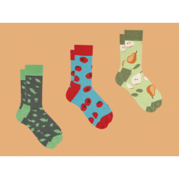 Набір довгих шкарпеток Гурман