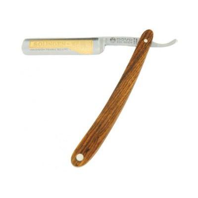 """Небезпечна бритва 5/8 """"з дерев'яною ручкою з дерева Бокотей"""