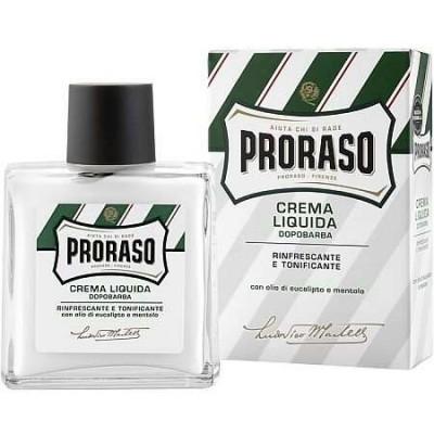 Крем Proraso после бритья (ментол)