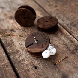 """Аксесуар """"Катушка для навушників"""""""