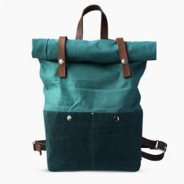 Рюкзак Phestyn Rolltop зеленый