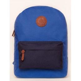 Рюкзак GIN Бронкс 2 Синий-темно-синий