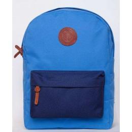 Рюкзак GIN Бронкс 2 Свтело-синий-темно-синий