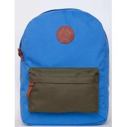 Рюкзак GIN Бронкс 2 Светло-синий-хаки