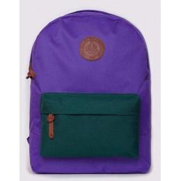Рюкзак GIN Бронкс 2 Фиолетово-темно-синий