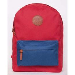 Рюкзак GIN Бронкс 2 Красно-синий
