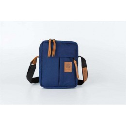Сумка Shoulder Bag Blue (brown)