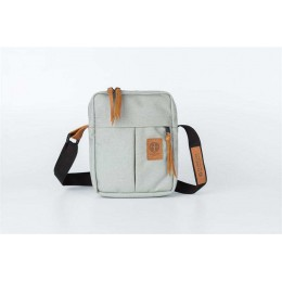 Сумка Shoulder Bag Silver (brown)