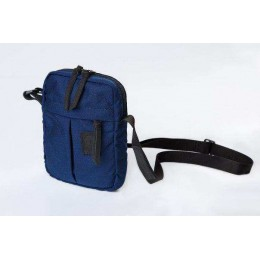 Сумка Shoulder Bag Blue (black)