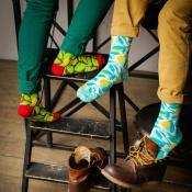 Дизайнерские носки (39)